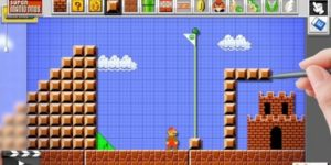 Bauansicht auf dem Gamepad