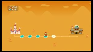 Super Mario Maker 10 Mario Herausforderung