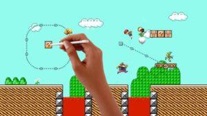 Das neue Mario Maker Level für Smash Bros.