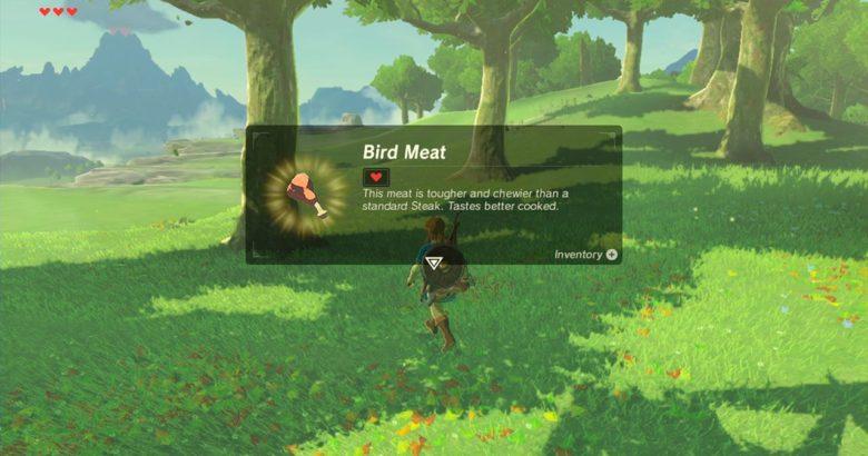 Screenshots zu Zelda: Breath of the WIld