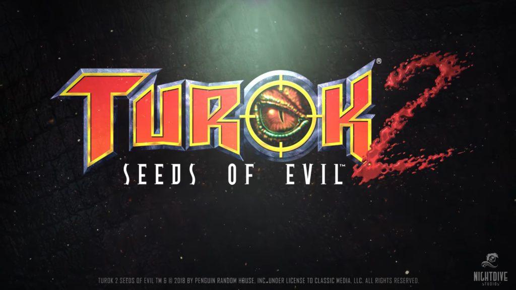 Turok 2 Seeds Of Evil Kommt Wohl Ebenfalls Auf Die Switch