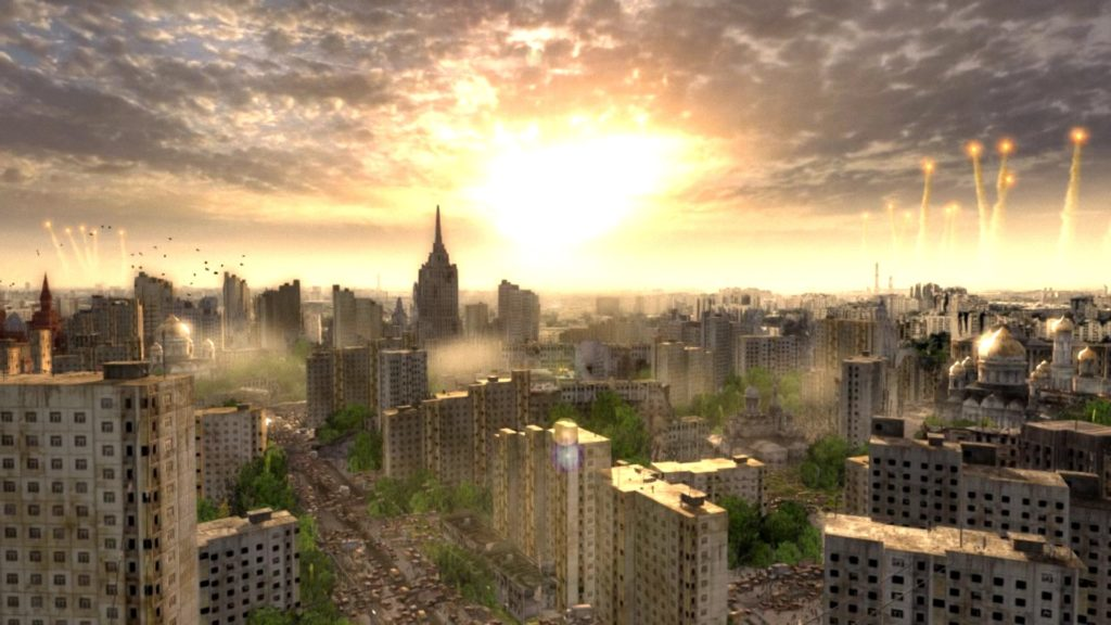 Metro 2033: Raketenangriff