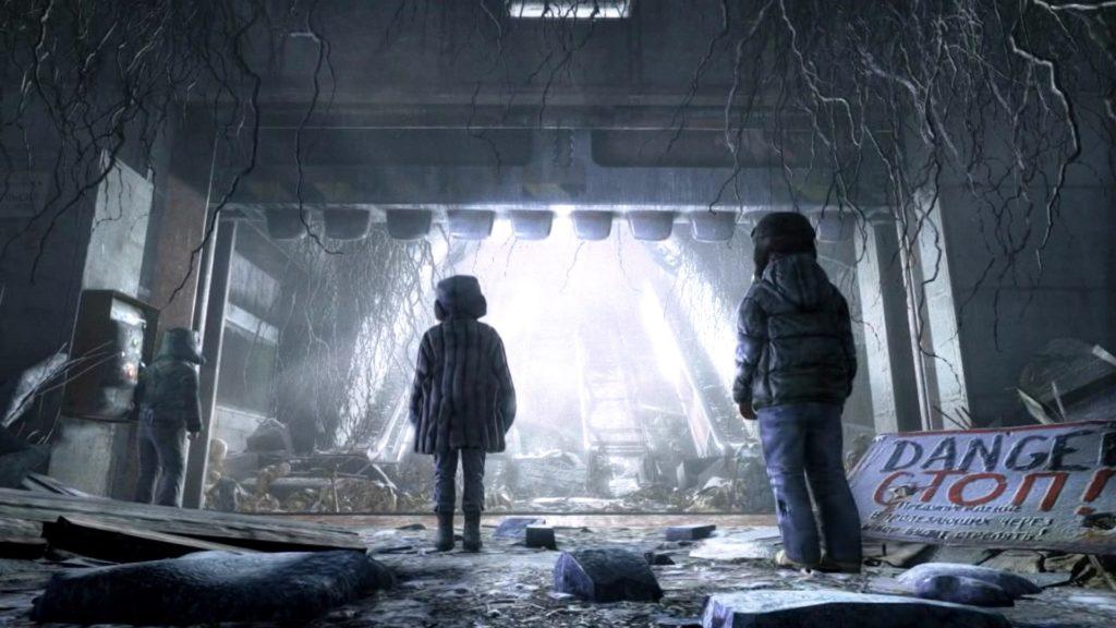 Metro 2033: Kinder am Tor